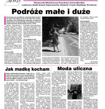 """Kolejny sukces redakcji """"Szlifu""""!"""